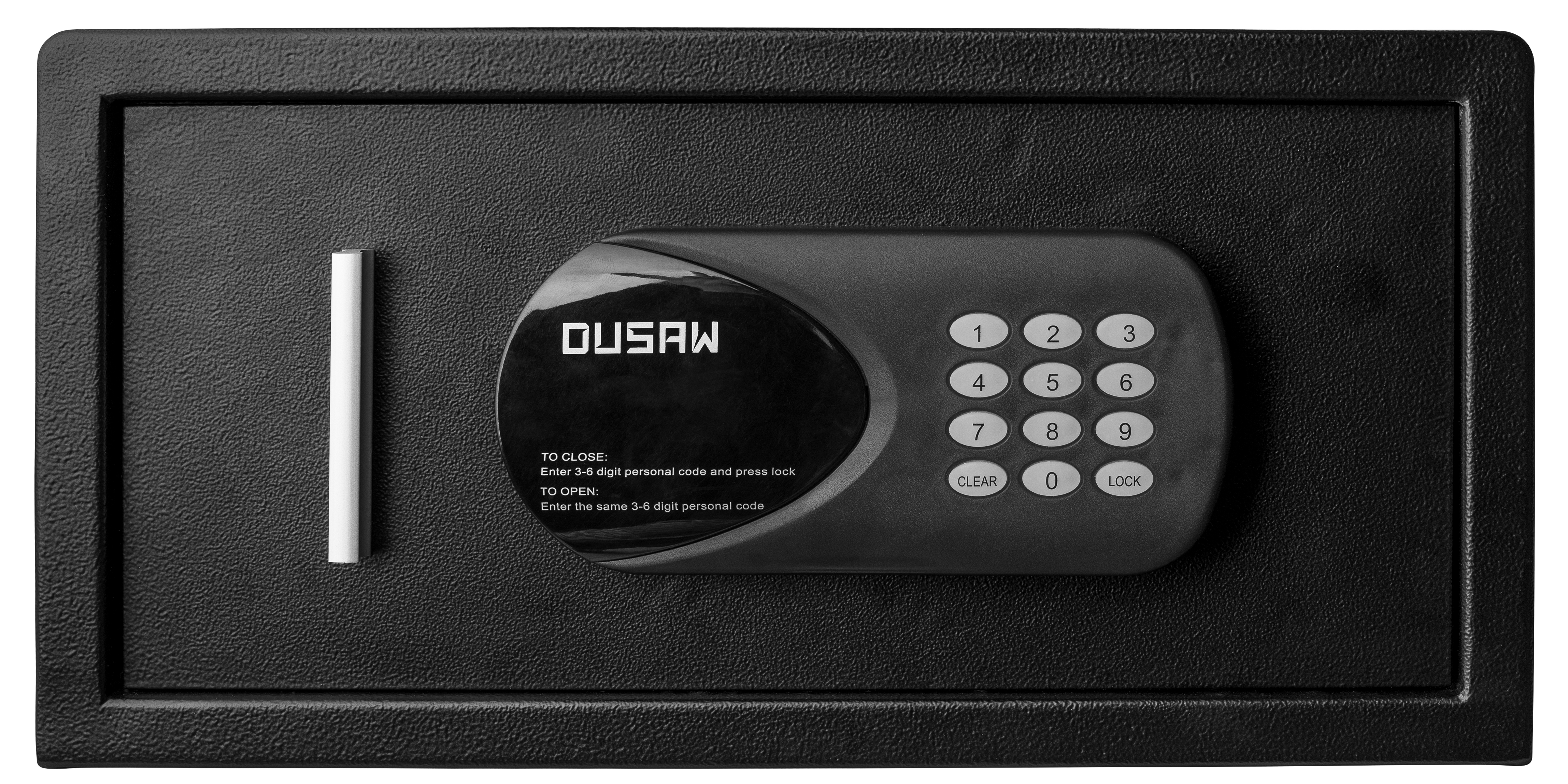 In Room Hotel Safes By Dusaw